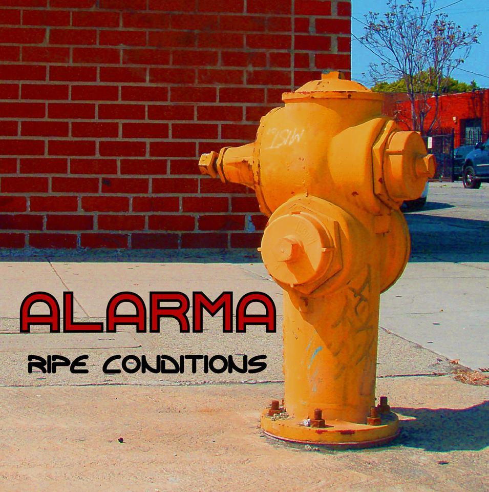 Alarma Ripe conditions album